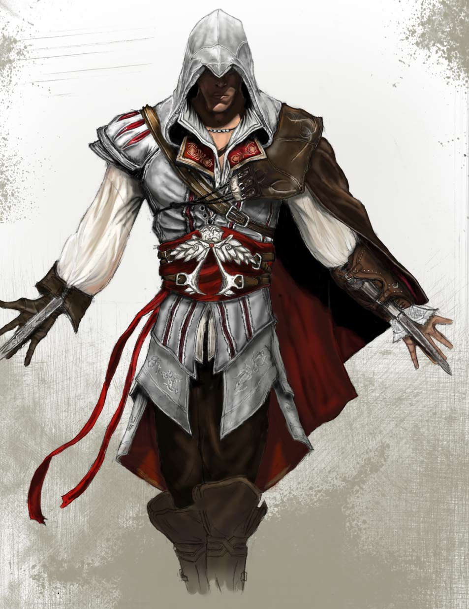 assassins creed illustration