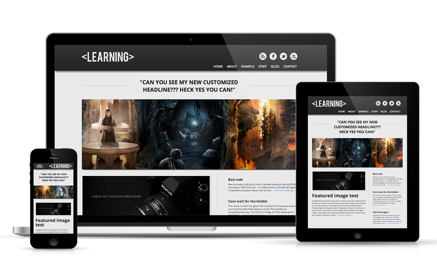 ajlearn-Responsive-Mock-up
