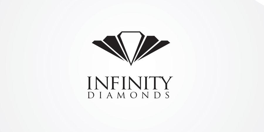Infinity Diamonds design