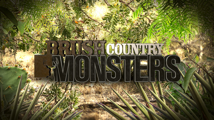 Brush Country Monsters Logo