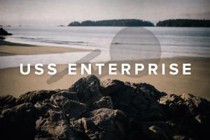 USS Enterprise wallpaper