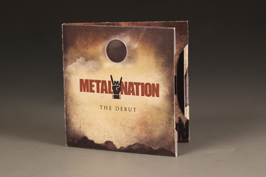 Metal Nation CD case