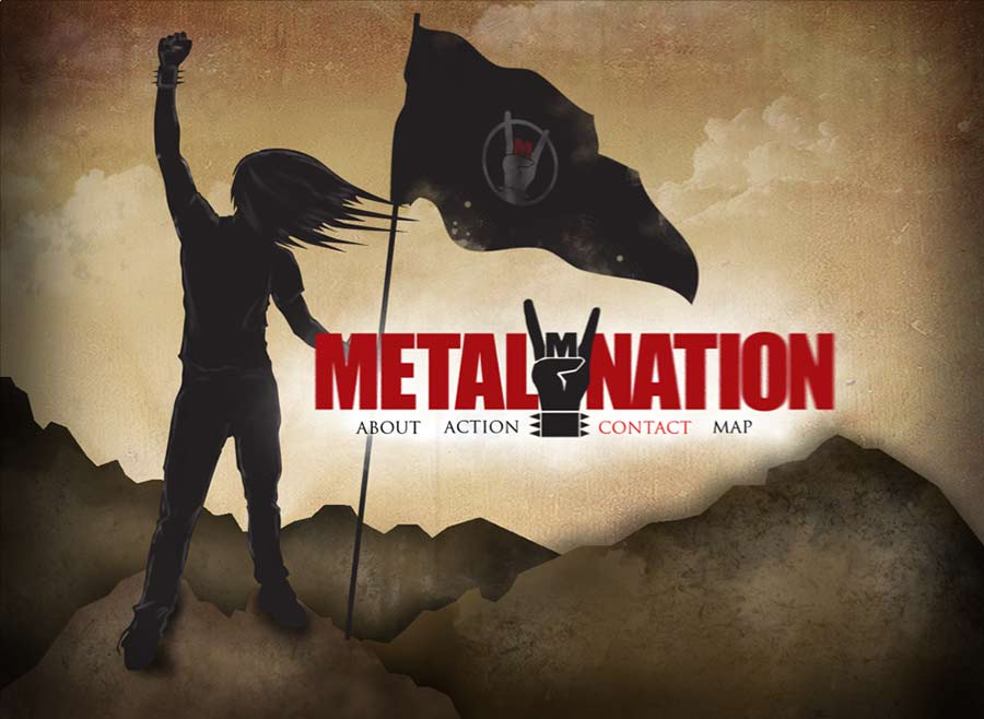 Metal Nation web comp